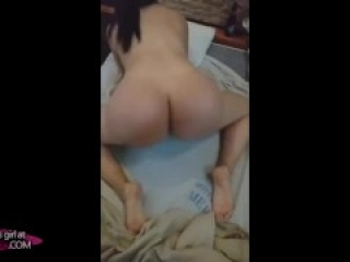 Hot Latina Butt met at WeAndSex riding on Me