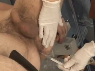 [CFNM-Europe] CFNM Medical Examination on Gyno Chair