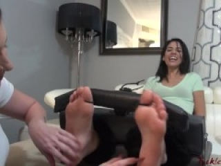 tempting soles tickled