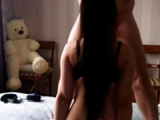 Kinky Girl Likes Playing With Handcuffs - Real Amateur Hidden Kitten
