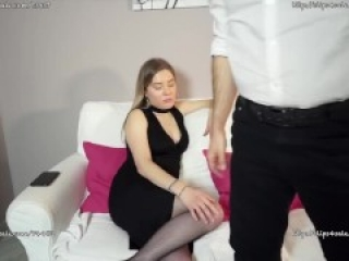 Miss Alisa - Picky Rich Bitch Female Training Footjob