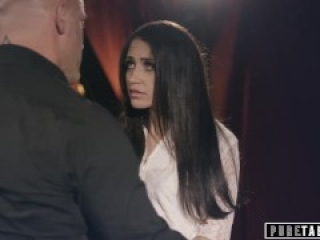PURE TABOO Discovers Rich Guy's Sex Dungeon