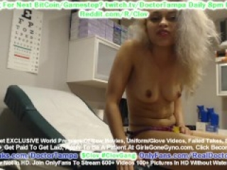 $CLOV Part 16/27 - Destiny Cruz Blows Doctor Tampa In Exam Room During Live Stream While Quarantined