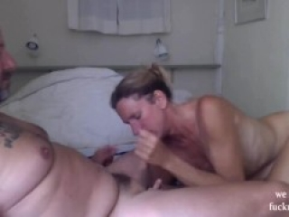 Wet Mature pussy cumming hard with me
