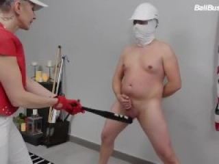 Ballbusting champion Full