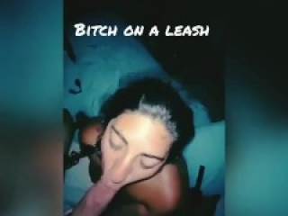 MARRIED wife CHEATs so I put on a LEASH on her and made her my BITCH