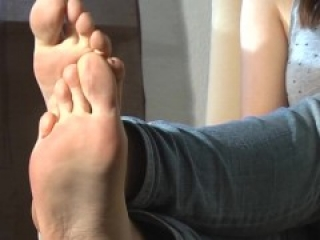 Footfetish-girls - Tickled, Tied and Barefoot