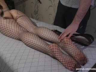 Wife Came Home Late And I Spanked Her Big Ass And Footsteps For It