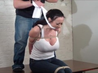 Diana Knight Gagged