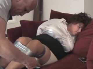 bbw women tied up and robbed