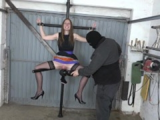 KarinaHH with pumped pussy (fisting, BDSM)