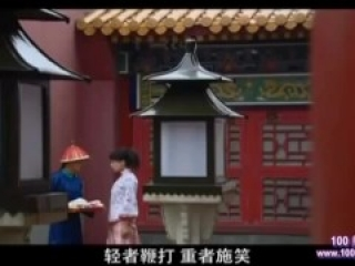 Mainstream Feet Tickle Torture from a Chinese Drama Series