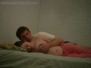 hot college french brunette on real homemade ,french amateur movie