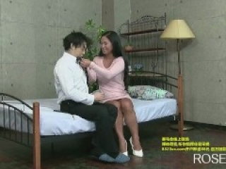 Japanese Mistress- All in all sexual femdom, footjob