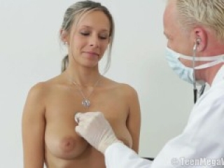 Big tits Tracy Loves gyno exam,oral sex and fucked