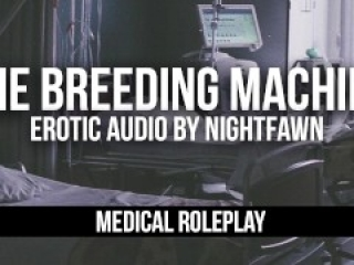 The Breeding Machine | Erotic Audio