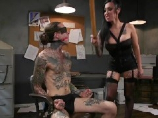 Snitches Get Fucked: Ruckus Captured,and Fucked by Lily Lane