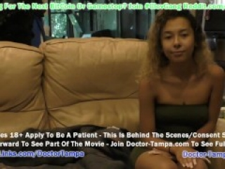 $CLOV Become Doctor Tampa's As He Examines Kalani Luana Who Asks This Exams Just A Formality, Right?