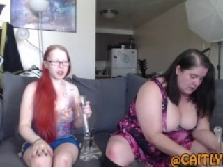 Smoking Weed and Gossiping with BettyBoom