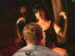 Texas Presley hot dominatrix scene