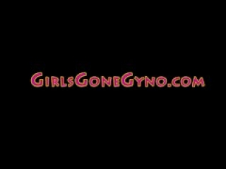 Big Tit Nerd Donna Leigh Gets Gyno Exam For University Physical By Doctor Tampa At GirlsGoneGynoCom
