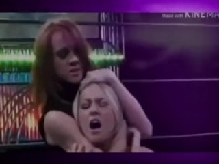 SleeperHold KO - Sleeper Wrestling - Cruel Girl & Retarded Referee