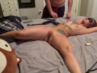 DEEP THROAT CHALLENGE?!? You get the Vibrator; as long as my Cock stays in your Throat