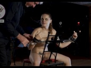 Fresh slave girl initiated