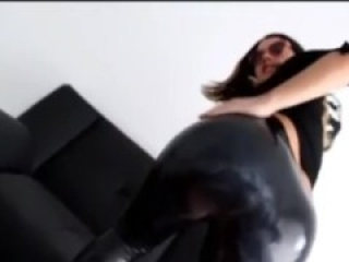 Ass Worship In Latex Leggings
