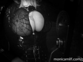 Norwegian MonicaMilf s tower of pain - femdom