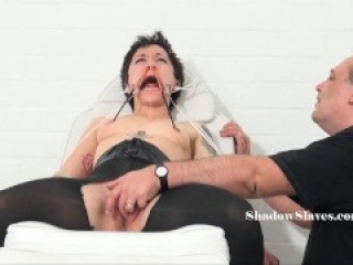 Medical fetish of asian Mei Mara in extreme bizarre BDSM and japanese