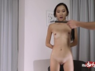 First BDSM Experience! This Shoot Is Not To Be Missed