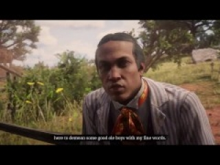 Red Dead Redemption 2 is funny but Uncle needs a cure for his serious medical condition..