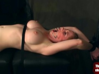 Rare video of Submissive Natali before she became a dominatrix.