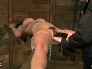 Charley bound with most intense orgasms ever recorded