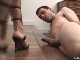 CBT high heel destruction